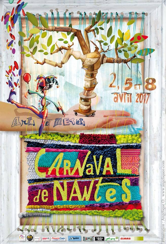 Chaque année le Carnaval de Paris est organisé par l'association ...