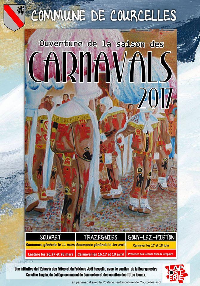 2017 - Dimanche 16 avril au mardi 18 avril 2017 carnaval à  TRAZEGNIES  Carnaval-de-trazegnies-de-la-commune-de-courcelles-2017-belgique