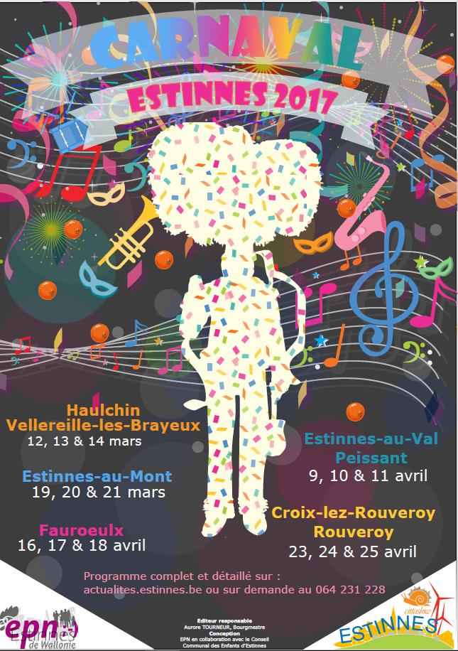 2017 - 43ème Carnaval CROIX-LEZ-ROUVEROY   2017 Carnaval-estinnes-et-la-suite-2017