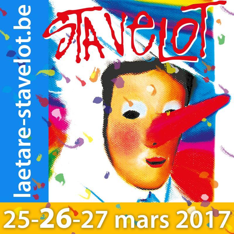 mars - Samedi 25 mars 2017 au Lundi 27 mars 2017 Carnaval des Blancs-Moussis STAVELOT Laetare-de-stavelot-2017